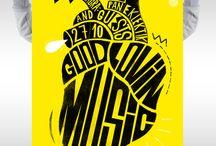 Poster - Poland - Dudek / Posters by polish graphic designer Agata Dudek