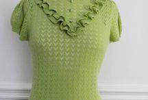1940s knits