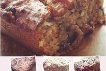 Gezond / Cake/ brood