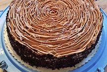 Nougat Torte