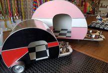 Vintage Caravan Kennels