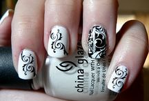 nails. / by Melissa Johnson