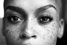 Naturel de la femme noire