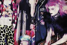 70s punk glam