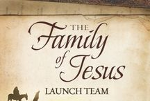 Book Launch: Karen Kingsbury's Bible Study, The Family of Jesus / Just found out! I'm on the launch team for Karen Kingsbury's new Bible study, The Family of Jesus! In this study (releasing July 1) Karen will lead women on a journey to explore the life of Jesus by examining those closest to Him through a combination of storytelling and Scripture.#FamilyofJesus