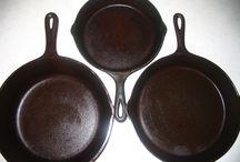 Cast iron pand