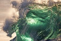 Море, вода