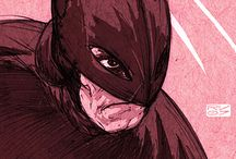 comics arts: THE BATMAN / by Franco Gurskis