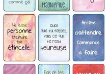 calendrier et resolutions