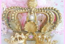 Bling bling crowns
