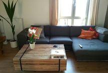 Huidig appartement
