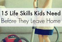 Life Skills For Kids / Life skills activities for kids