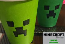 Fête Minecraft
