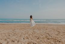 """""""Fotografos de bodas"""" / Fotografias de bodas vintage, romanticas, en el mar o en el campo"""