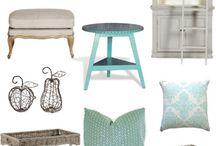 Hamptons style decor