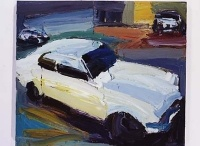 ben quilty / car paintings
