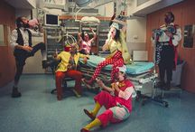 Therapeutic Clowning