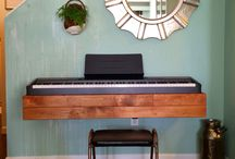 pianobord