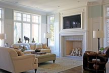 Millwork Fireplace Surrounds