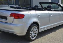 6 ajtós Audi