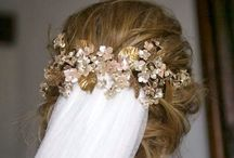 Head pieces / Its all about looking stunning, i just love head pieces....