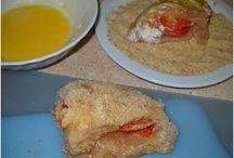 chicken & duck / comida