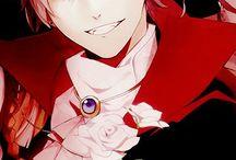 Diabolik Lovers Ayato