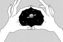 Space, best art