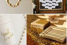 Glitter/Gold/Sparkle / by Anne Kidd