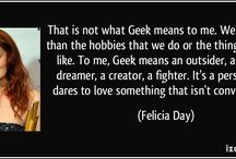 The great Felicia Day