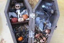 Halloween és El dia de los Muertos