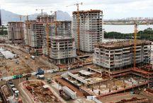 """Z cyklu """"ULMA na świecie"""": Wioska olimpijska Ilha Pura, Rio de Janeiro, Brazylia /  Wioska olimpijska Ilha Pura powstała na potrzeby organizowanych przez Brazylię letnich igrzysk olimpijskich w 2016 roku. Osiedle powstało z zachowaniem standardów budownictwa zrównoważonego i jest to pierwsza w Ameryce Łacińskiej dzielnica mieszkaniowa, która uzyskała certyfikat LEED ND organizacji Green Building Council. Systemy deskowań na tę budowę dostarczała firma ULMA Brasil - Fôrmas e Escoramentos Ltda."""