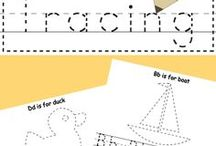 Preschool - letters