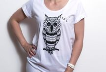Graphic T-Shirts / Contemporary Design