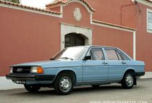 O nosso Audi de 1977 / #Audi 100 LS, C2, type 43, de 1977