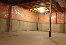Basement Renovation Mississauga / Explore pics of our ongoing basement project in Mississauga.