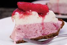 RHUBARB RECIPES / by Brenda Veeder