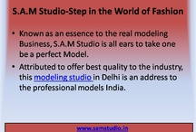 S.A.M Studio comes a Modeling Studio to cast one a Perfect Model.