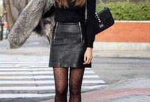 Faldas outfit