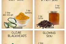 Skin care. Beauty tips. Diy masks