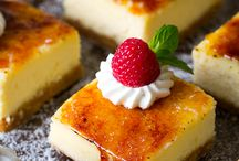 Cheesecakes :)