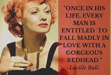 yep I'm a redhead!