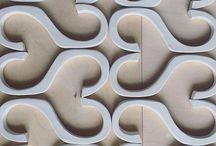 Taylor Ceramics Instagram   #heartshapes #s-hooks #pattern #porcelain #taylorceramics #love