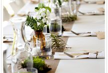 Wedding Details / Inspiration for the little touches that make even the tiniest of corners remarkable.