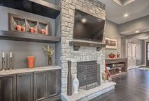 Relax with Remington / Custom living rooms designed by us.  Its easy to relax with Remington