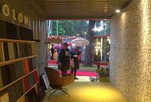 Design Week Mexico D.F / Design Week Mexico D.F !We present VATOS and Silk Road collection!- Presentamos Vatos y la nueva colección Ruta de la Seda.@trestintasbcn #designmexico