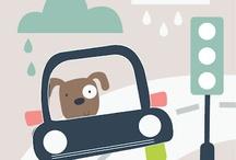 Cars Ilustration
