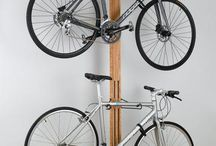 Armazenamento De Bicicleta