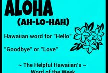 Hawaiian Word of the Week... / by Wendy T