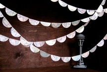 Lily Spruce Loves: Bunting + Garlands